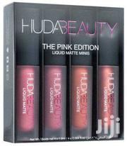 Italy Huda Beauty Liquid Matte Minis - Pink Edition (4 Shades) | Makeup for sale in Central Region, Kampala