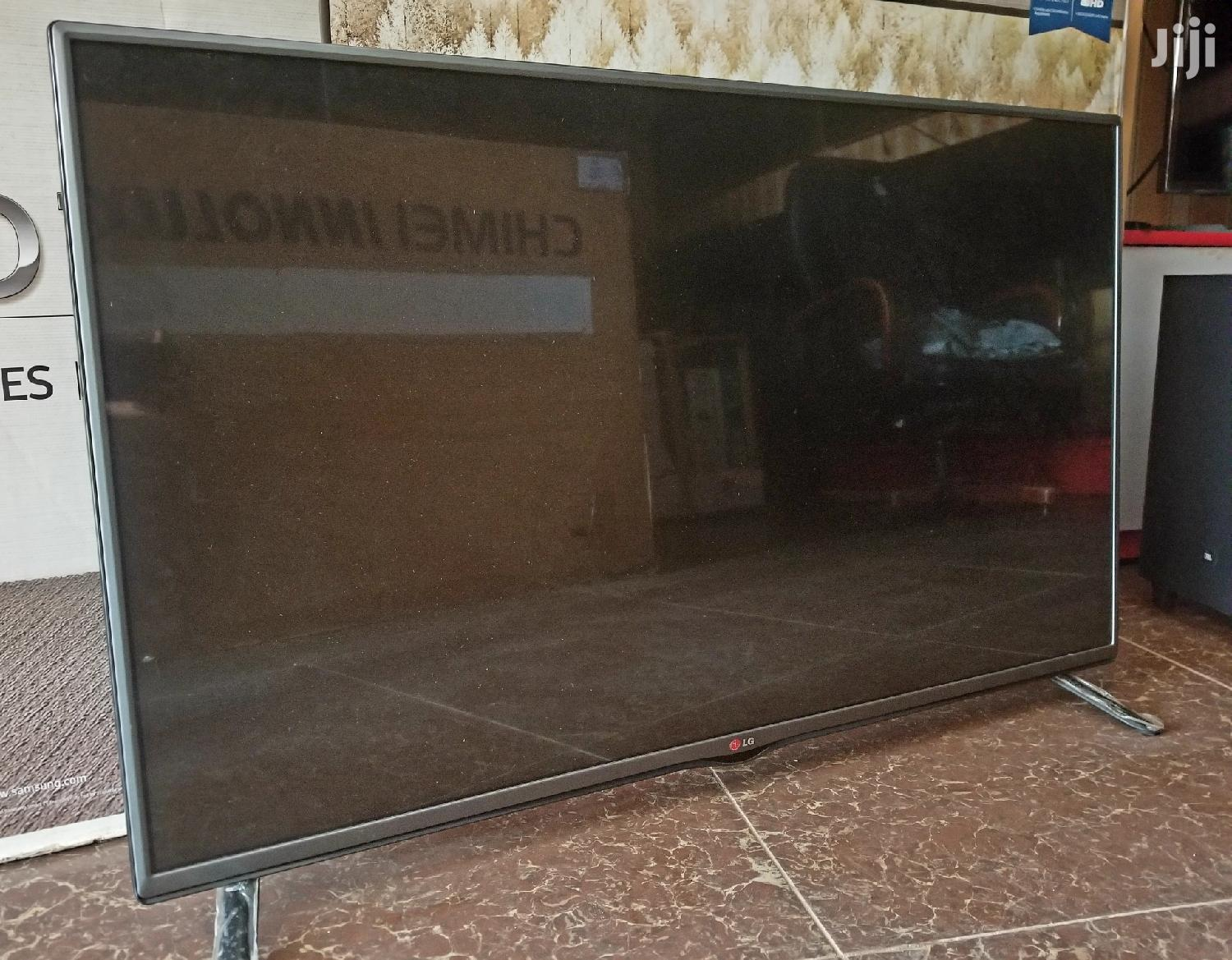 Archive: LG Flat Screen TV 43""