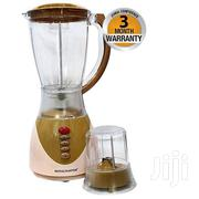 Royal Master 2 In 1 Electric Blender - Brown | Kitchen Appliances for sale in Central Region, Kampala
