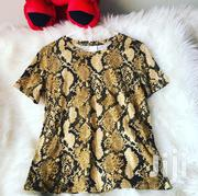Animal Print Girl T-Shirt | Clothing for sale in Central Region, Kampala