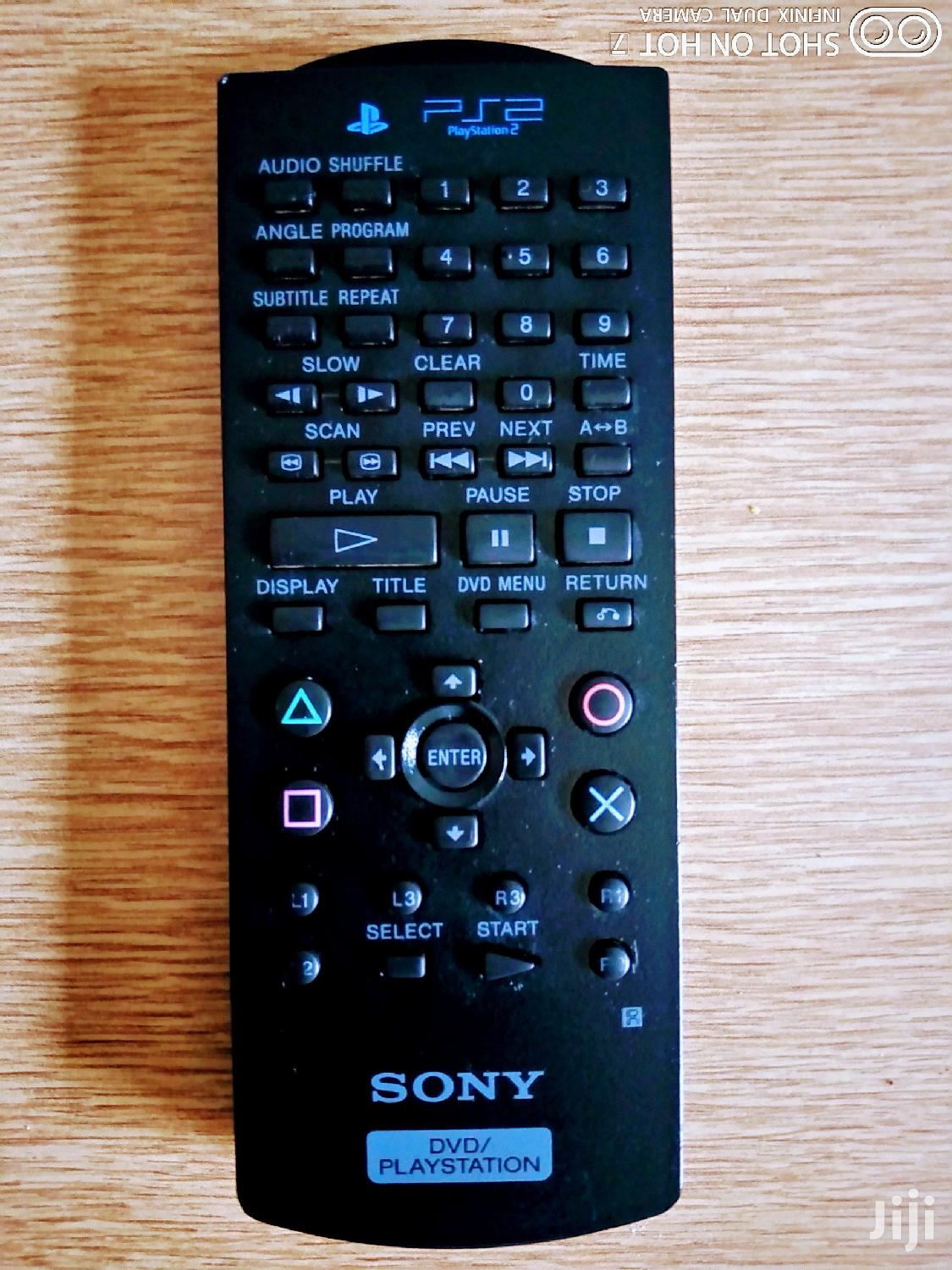 Sony Playstation 2 Remote | Video Game Consoles for sale in Kampala, Central Region, Uganda