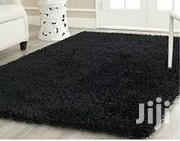 Fluffy Carpet Rug - 7*10ft - Black | Home Accessories for sale in Central Region, Kampala