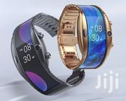 Foldable Screen El Z Watch Smartwatch/Phone | Smart Watches & Trackers for sale in Central Region, Kampala