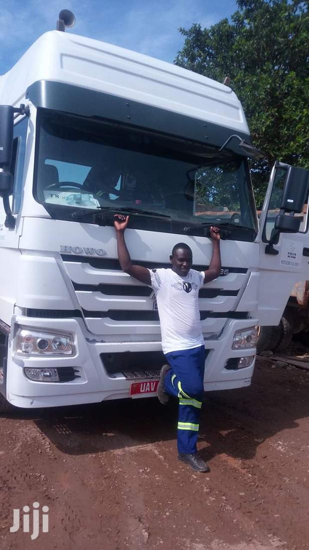 Archive: Heavy Truck Driver