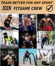 FITGAME Workout Mask Extreme | Sports Equipment for sale in Central Region, Kampala