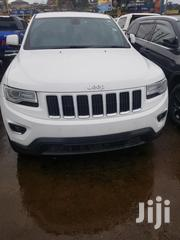 Jeep Grand Cherokee 2016 White | Cars for sale in Central Region, Kampala