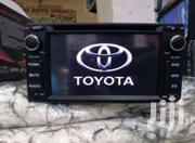 Original Toyota Car Radio   Vehicle Parts & Accessories for sale in Central Region, Kampala