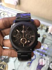 Fossil Metal Men Black   Watches for sale in Central Region, Kampala