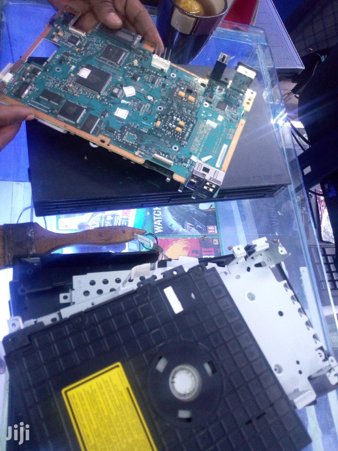 Archive: Repair For Game Consoles