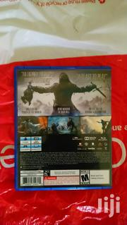 Shadow In Mordor Ps4 Game | Video Games for sale in Central Region, Kampala