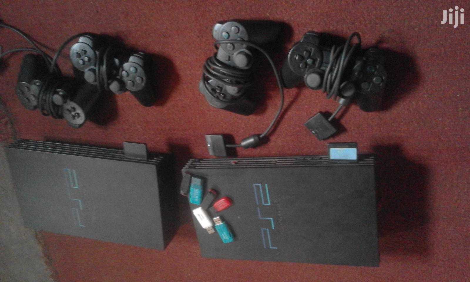 Archive: Playstation 2 With One Controller And All Its Accessories