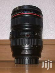 CANON Ef 24-105mm F4L Is Usm | Photo & Video Cameras for sale in Central Region, Kampala