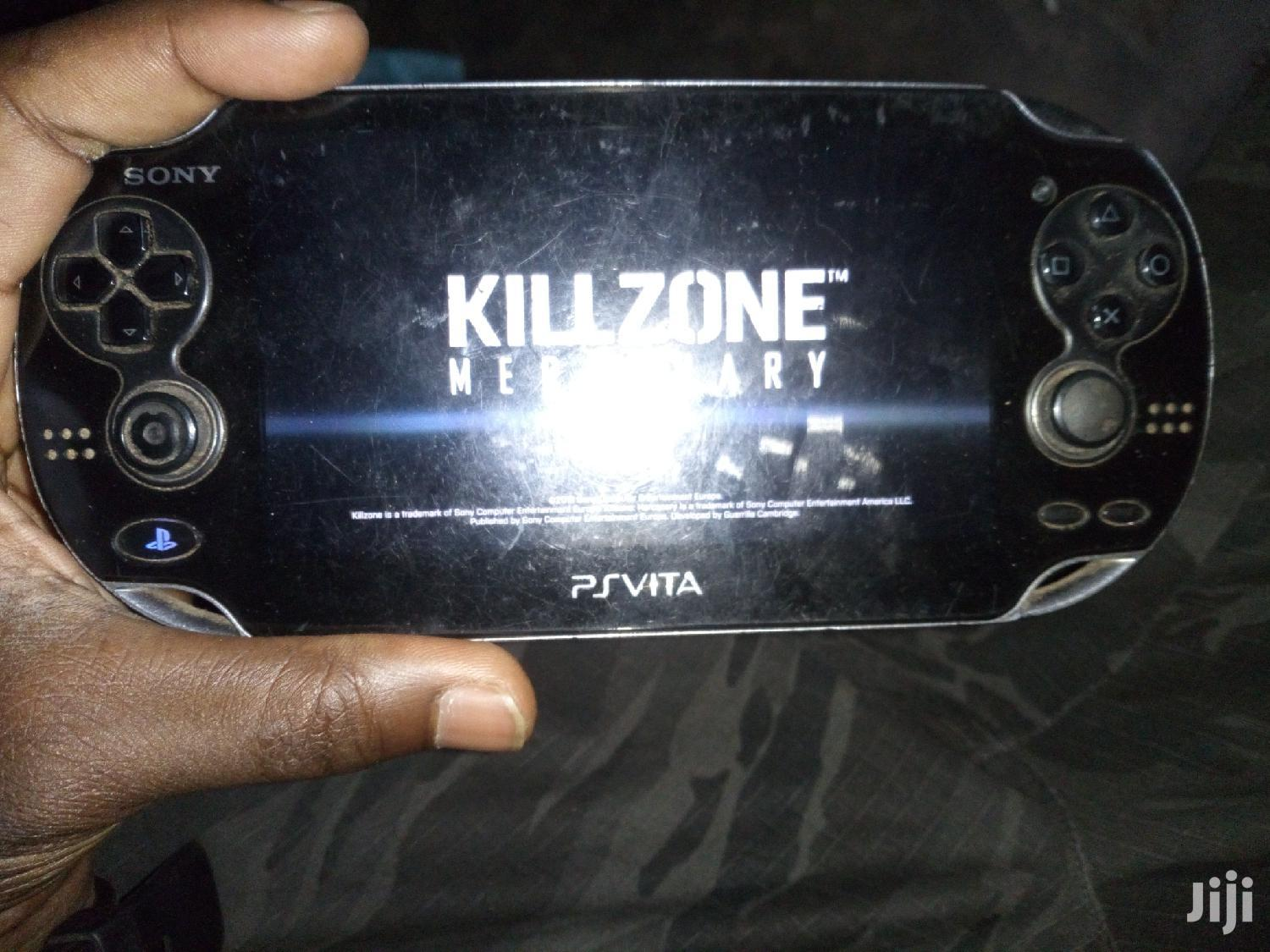 Archive: Used PS Vita With 2 Games