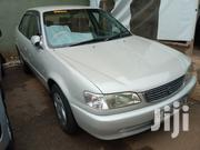 Toyota Corolla 2000 White   Cars for sale in Central Region, Kampala