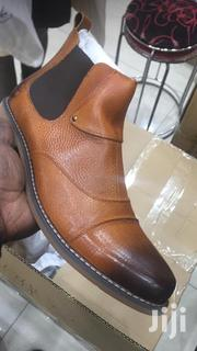 Timberland Leather Boots. | Shoes for sale in Central Region, Kampala
