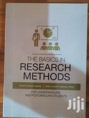 RESEARCH METHODS. Hardcover Book On Sale. | Books & Games for sale in Central Region, Kampala
