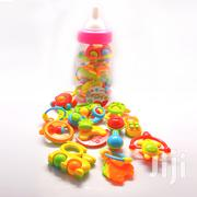 Tin of Baby Rattles /Shakers | Toys for sale in Central Region, Kampala