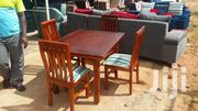 2020 Designs My Customers Dont Miss Four Seater Dining Set | Furniture for sale in Central Region, Kampala