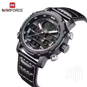 Men's Water Proof Dual Watch Black | Watches for sale in Central Region, Kampala