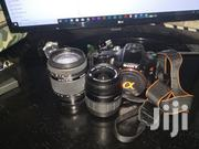Sony Alfa SLT- A65 + 2 Zoom Lenses | Photo & Video Cameras for sale in Central Region, Kampala
