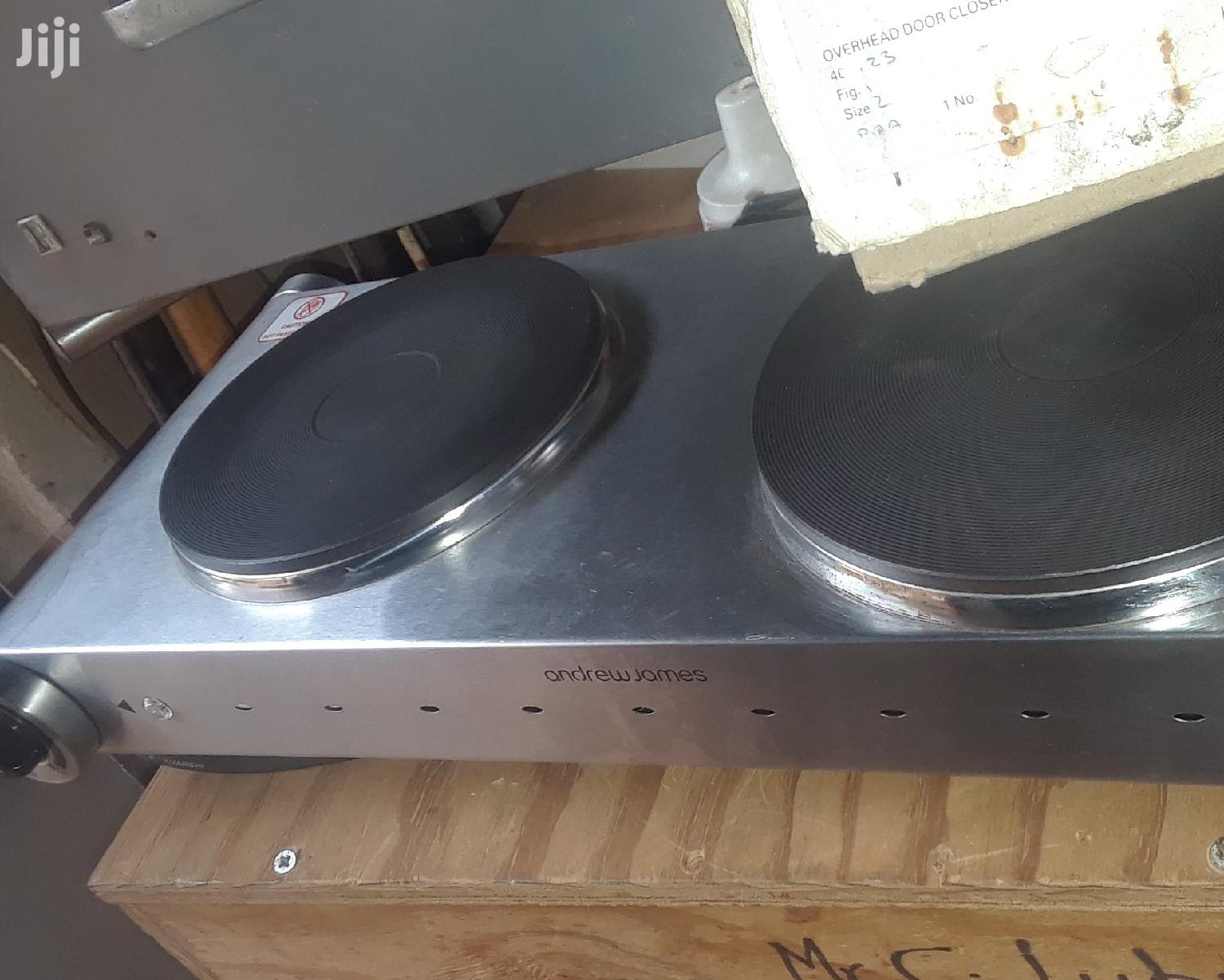 Hot Plate, New From Uk