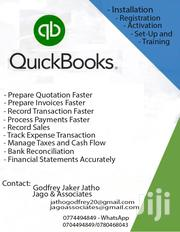 Quickbooks Training   Computer & IT Services for sale in Central Region, Kampala