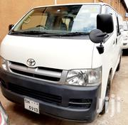 Toyota HiAce 2006 White   Buses & Microbuses for sale in Central Region, Kampala