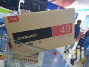 TCL 49 Android Smart TV | TV & DVD Equipment for sale in Central Region, Kampala
