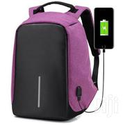Anti-Theft Laptop Bag With USB Charger, Waterproof Large | Computer Accessories  for sale in Central Region, Kampala