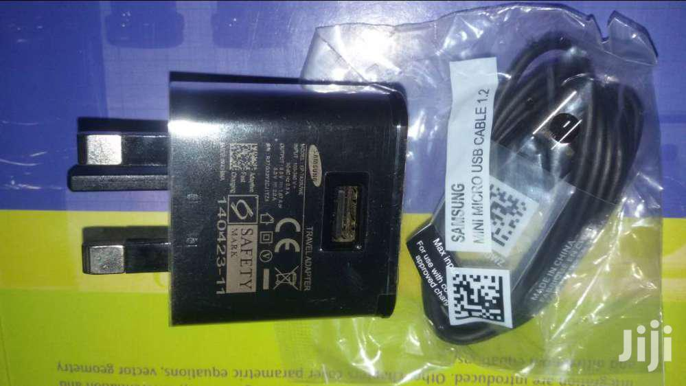Archive: Fast Charger 3 Pin UK Type C And Micro USB