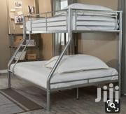 Metalic Double Decker Bed 4×6 And 3×6 | Furniture for sale in Central Region, Kampala
