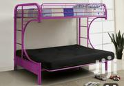 Metalic Designed Double Decker 4×6 And 3×6 | Furniture for sale in Central Region, Kampala