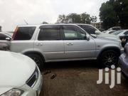 Honda CR-V 2.0 4WD Automatic 2000 Silver | Cars for sale in Central Region, Kampala