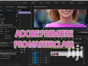 Premiere Pro (Udemy Dvd) Master Class (Learn Everything) | Classes & Courses for sale in Central Region, Kampala