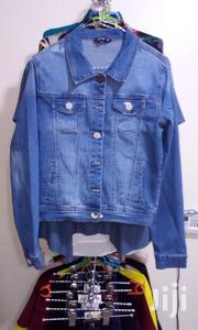 Laddy Jean Jacket | Clothing for sale in Central Region, Kampala