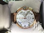 Cartier Leather Men | Watches for sale in Central Region, Kampala