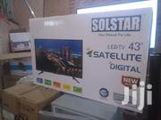 Solstar Flat Screen Tv 43 Inches | TV & DVD Equipment for sale in Central Region, Kampala
