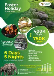 Easter Holiday Safari | Travel Agents & Tours for sale in Central Region, Kampala