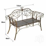 Wrought Iron Bench | Furniture for sale in Central Region, Kampala