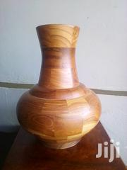 Wooden Flower Vase | Home Accessories for sale in Central Region, Kampala