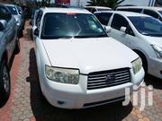 Subaru Forester 2007 2.5 X Automatic White | Cars for sale in Central Region, Kampala
