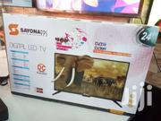 Brand New Sayona Digital Led Tv 24 Inches | TV & DVD Equipment for sale in Central Region, Kampala