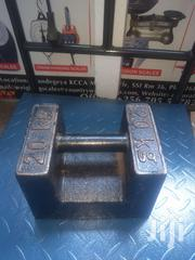 60kg Of Test Weights For Sell Kampala Uganda | Farm Machinery & Equipment for sale in Central Region, Kampala