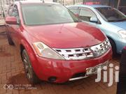 Nissan Murano 2002 Red | Cars for sale in Central Region, Kampala