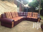 Brand New Corner Sofa Set With a Single Seater | Furniture for sale in Central Region, Kampala