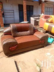 Brown 5 Seater Sofa Set For Living Room | Furniture for sale in Central Region, Mukono