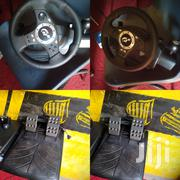 Ps3 And Pc Driving Wheel | Video Game Consoles for sale in Central Region, Kampala