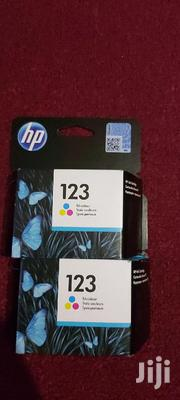 Hp 123 Black And Colour Cartridge | Accessories & Supplies for Electronics for sale in Central Region, Kampala