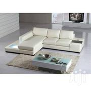 Min Leather Sofa | Furniture for sale in Central Region, Kampala