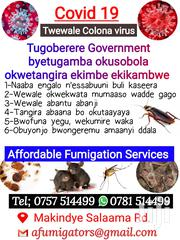 Fumigation Services Tukya Mukola   Cleaning Services for sale in Central Region, Kampala